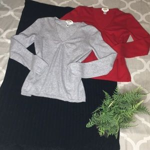 Talbots cashmere sweaters